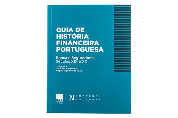 Photo 1 of product Guia De História Financeira Portuguesa