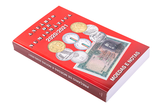 Foto 2 do produto Anuário de Numismática 2020-2021
