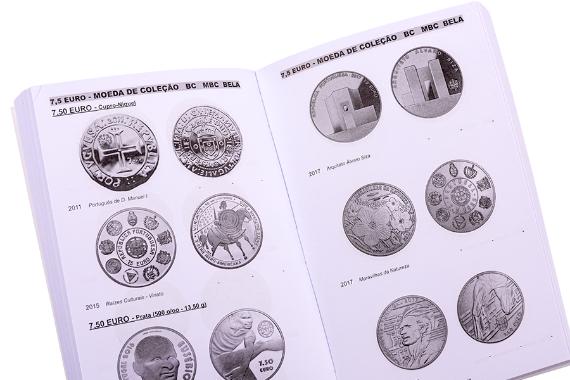 Foto 3 do produto Anuário de Numismática 2020-2021