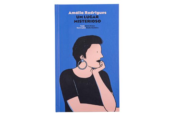 Foto 1 do produto Amália Rodrigues. Um Lugar Misterioso