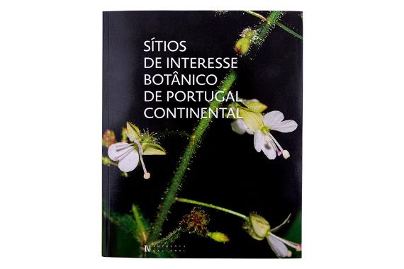 Foto 1 do produto Sítios de Interesse Botânico de Portugal Continental