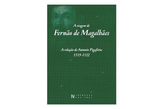 Foto 1 do produto A Viagem de Fernão de Magalhães a Relação de António Pigafetta (1519-1522)