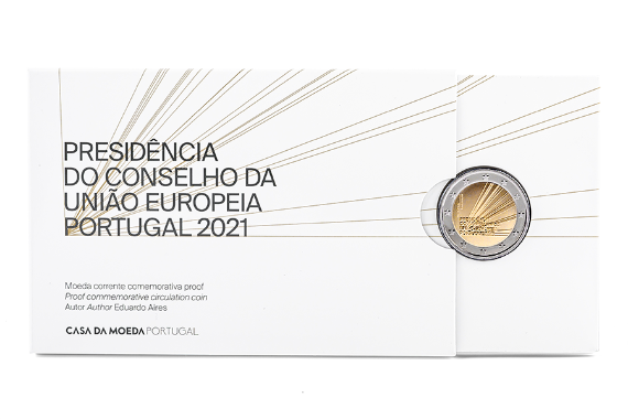 Photo 1 of product Portuguese Presidency of the Council of the European Union (Proof)
