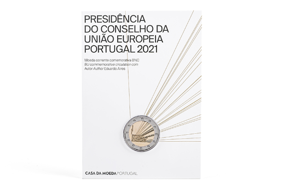 Photo 1 of product Portuguese Presidency of the Council of the European Union (BNC)