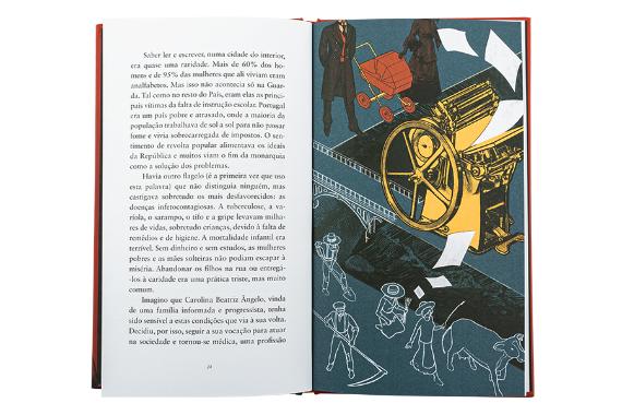 Foto 5 do produto Carolina Beatriz Ângelo - Um Pequeno Grande Gesto de Coragem