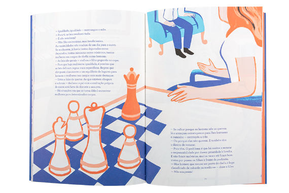 Foto 5 do produto O Longo Caminho para a Igualdade. Mulheres e Homens no Século XXI