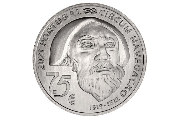 Foto 3 do produto V Centenário da Viagem de Circum-Navegação de Fernão de Magalhães - Mactan 1521 (Normal)