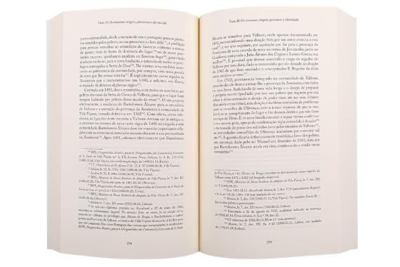 Foto 3 do produto Génese e Institucionalização de uma Experiência Eremítica - Da «Pobre Vida» à Congregação da Serra de Ossa (1366-1510)