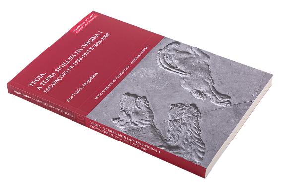 Foto 2 do produto Suplemento 10 - O Arqueólogo Português - Troia. A Terra Sigillata da Oficina 1. Escavações de 1956-1961 e 2008-2009
