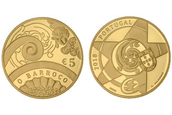 Photo 1 of O Barroco (Ouro Proof)