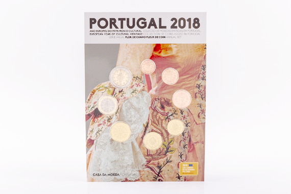 Photo 1 of Série Anual 2018 (FDC)