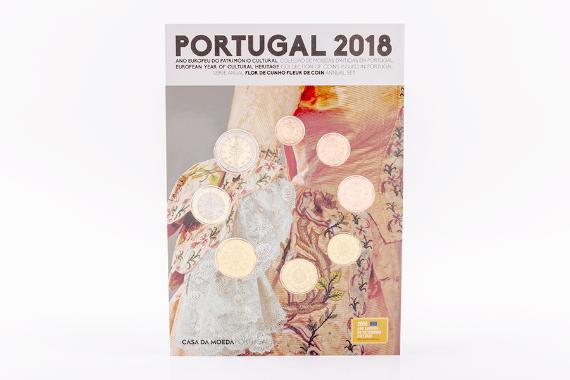 Foto 1 do produto Série Anual 2018 (FDC)