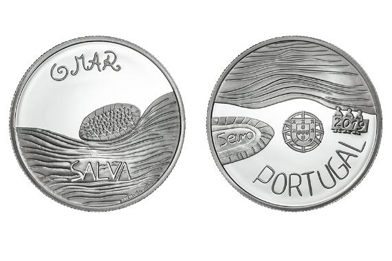 Foto 1 do produto O Mar (prata proof)
