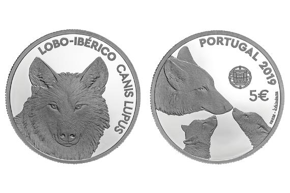 Foto 1 do produto Lobo-Ibérico (prata proof)
