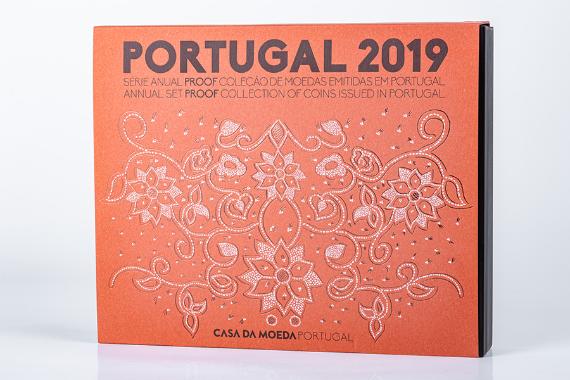 Foto 1 do produto Série Anual 2019 (proof)