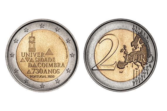 Foto 1 do produto 730 Anos da Universidade de Coimbra (normal)