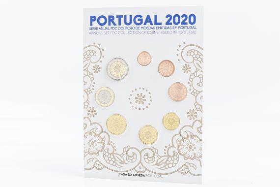 Foto 1 do produto Série Anual 2020 (FDC)